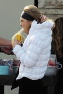 Cum mananca o bonda bananele
