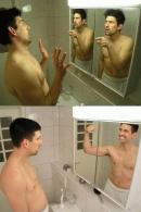 Cum se vad barbatii in onglinda