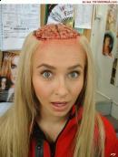 Dovada ca blondele au creier