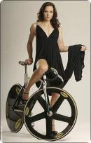 Eleganta pe bicicleta