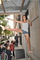 Gimnastica la bara