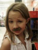 Imi sta bine cu mustata?