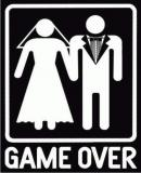 Marriage = Game Over