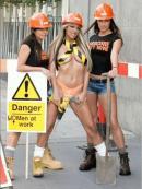 Pericol - Femei la lucru