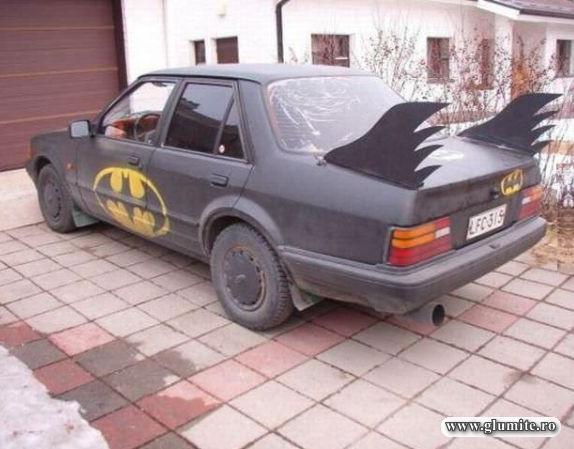 Si Batman a fost lovit de criza economica