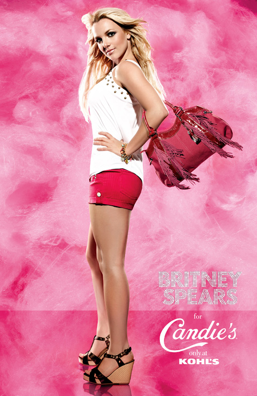 Britney Spears - Life in Pink