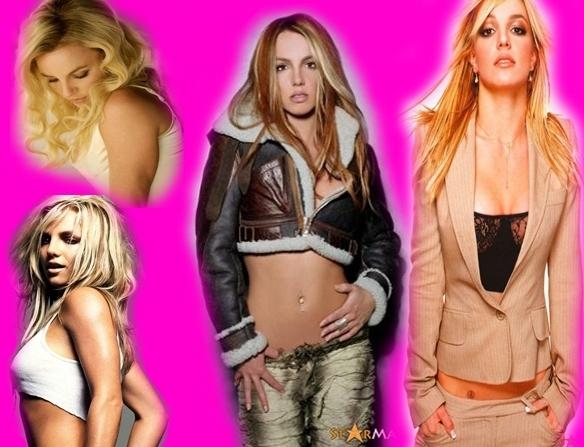 Britney Spears - o cantareata de milioane