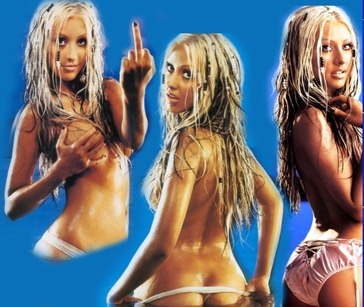 Obraznica Christina Aguilera