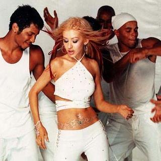 Come on over baby - Cristina Aguilera