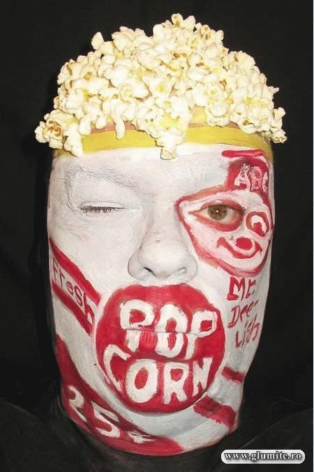 Domnul Popcorn