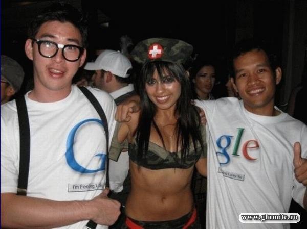 De ce barbatilor le place Google