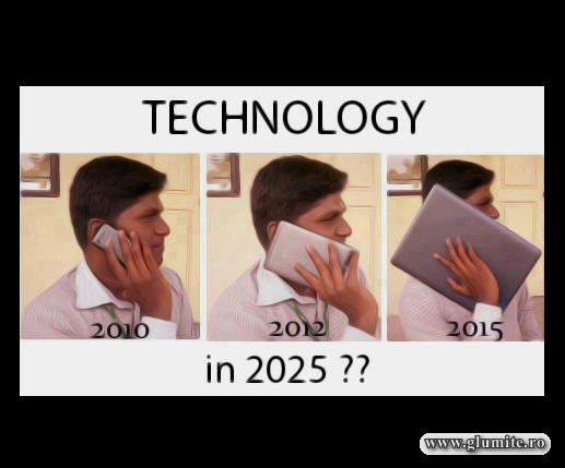 Evolutia telefonului