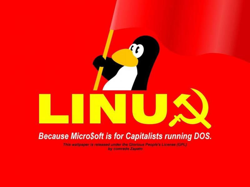 Linux comunist