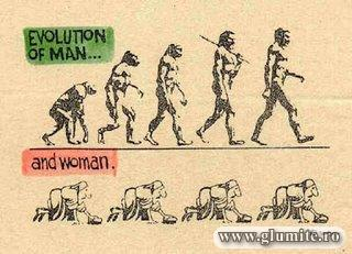 Evolutia oamenilor