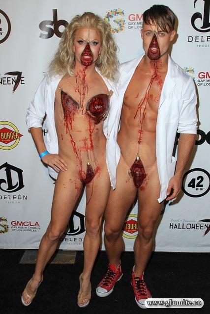 Costume infioratoare de Halloween