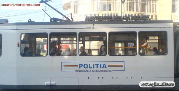 E cumva tramvaiul spre inchisoare?