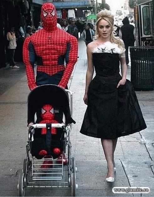 Fiul lui Spiderman