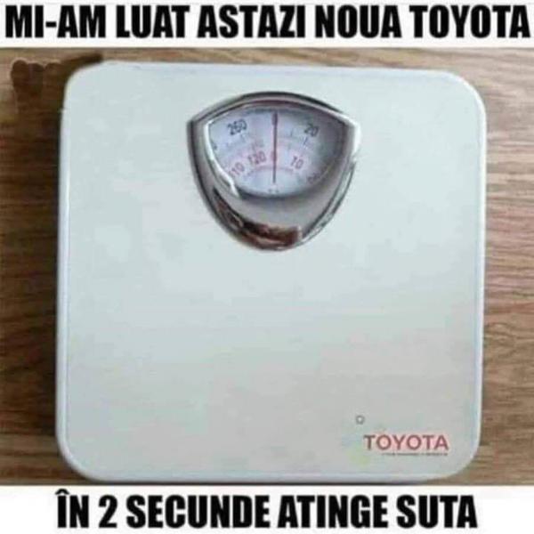 Toyota noua