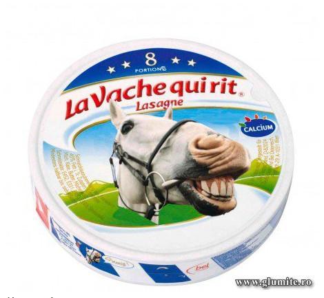 Noua eticheta pentru branza topita din Franta