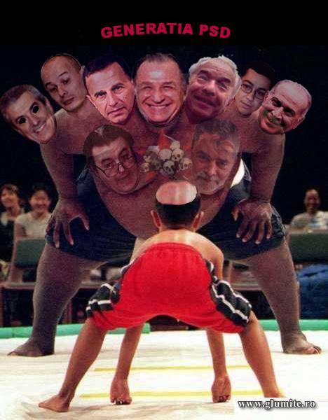 Basescu vs restul