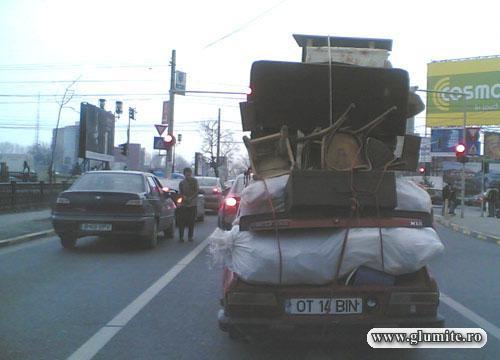 S-a mutat un oltean la Bucuresti