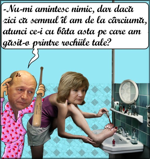 Semnul lui Basescu