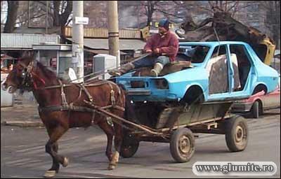 Dacia cai putere
