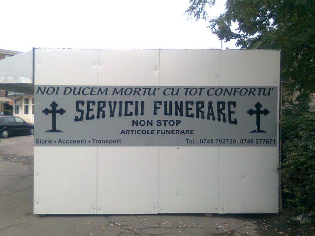 Servicii funerare confortabile