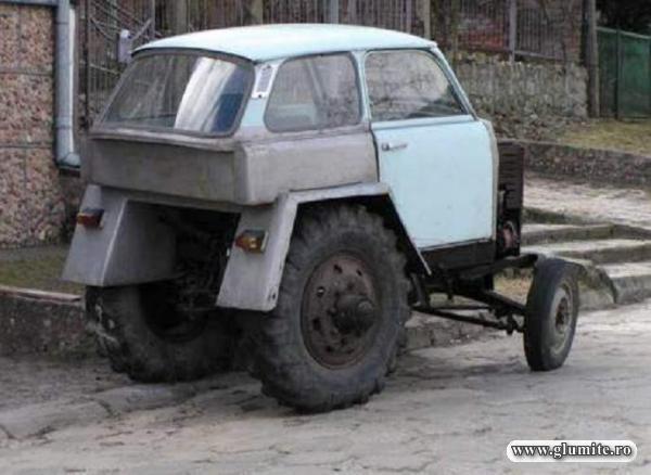 Trabantul tractor